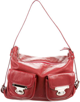Marc Jacobs Marc Jacobs Leather Hobo