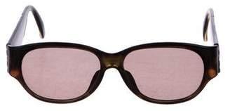 Christian Dior Tinted Logo Sunglasses