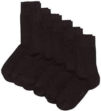 My Way Women's 100 DEN Calf Socks,7