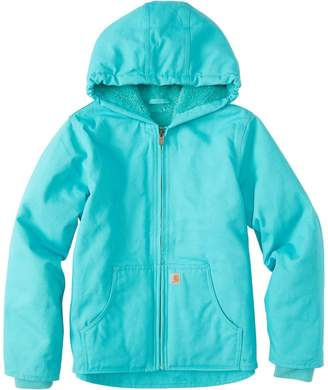 Carhartt Redwood Sherpa Lined Jacket - Girls'
