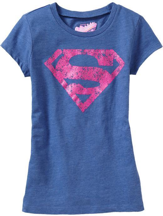 Old Navy Girls DC Comics™ Super Hero Tees