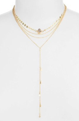 Women's Jules Smith Nora Layered Y-Necklace $65 thestylecure.com
