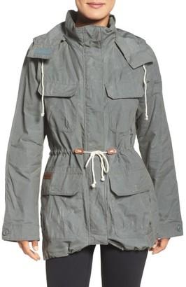 Women's Columbia Tillicum Bridge Waterproof Jacket $120 thestylecure.com