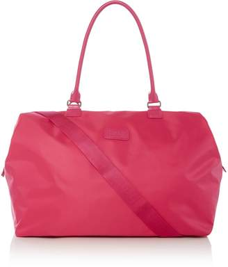 Lipault Original Plume Pink Weekend Bag Medium