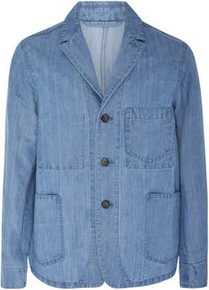 Officine Generale Aris Cotton-Linen Jacket