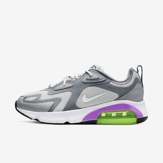 Nike Air Max Blue And Grey ShopStyle