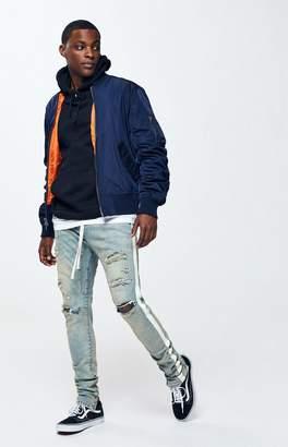 PacSun Side Stripe Drop Skinny Jogger Pants
