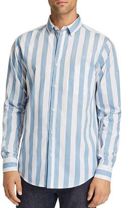 Sovereign Code Mirage Striped Regular Fit Shirt