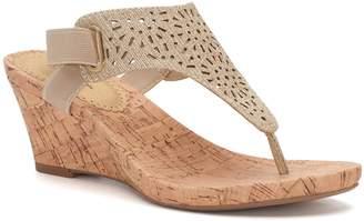 Croft & Barrow Agnes Women's Wedge Sandals