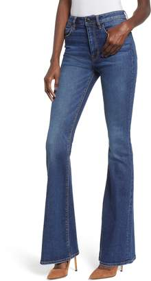 Hudson Jeans Holly High Waist Flare Jeans