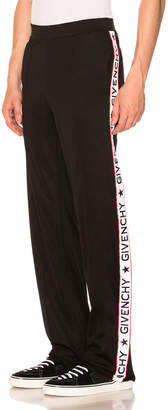 Givenchy Tape Logo Sweatpants