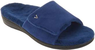 Vionic Adjustable Strap Slippers - Darby