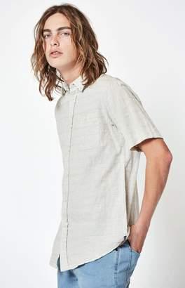 Ezekiel Railed Short Sleeve Button Up Shirt