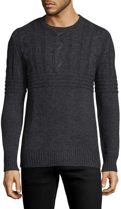 Slate & Stone Ribbed Cable Knit Sweater