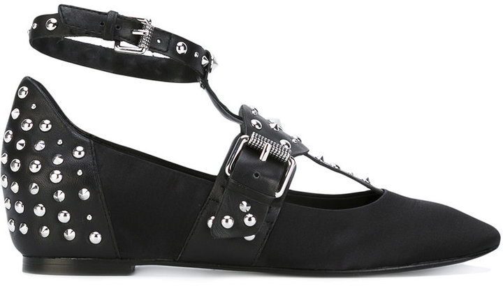 AshAsh 'Iggy' ballerina shoes