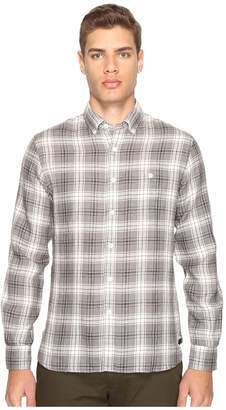 Todd Snyder Linen Check Shirt Men's Clothing