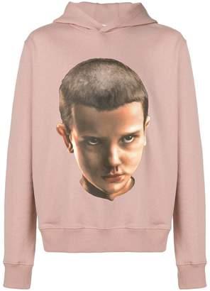 Ih Nom Uh Nit Eleven print hoodie