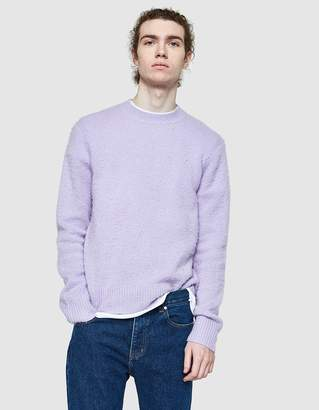 Acne Studios Peele Sweater in Lavender