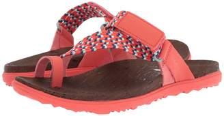Merrell Around Town Sunvue Thong Woven Women's Shoes