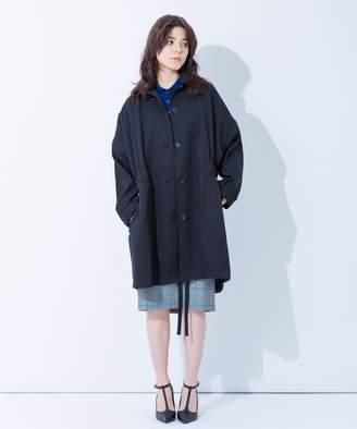 Calvin Klein (カルバン クライン) - Calvin Klein women 【2018SS】シャイニーツイル モッズコート(C)FDB