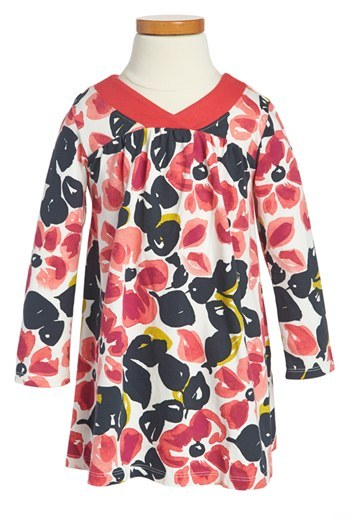 Tea Collection 'Water Blossom' Dress (Toddler Girls)