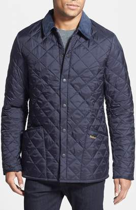 Barbour 'Heritage Liddesdale' Slim Fit Quilted Jacket