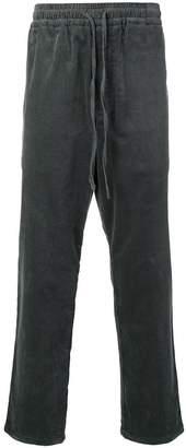 YMC drawstring corduroy trousers