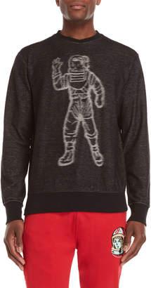 Billionaire Boys Club Astronaut Terry Crew Neck Pullover