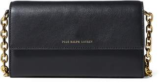 Ralph Lauren Nappa Leather Chain Wallet