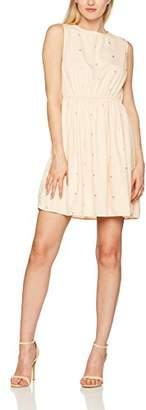 Vila CLOTHES Women's Vipana S/l Dress,(Manufacturer Size: Large)