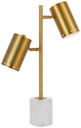 AF Lighting Aflighting Derry Two-Light Table Lamp