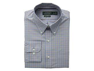 Lauren Ralph Lauren Classic Fit Non Iron Stretch Poplin Dress Shirt