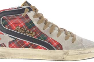 Golden Goose Deluxe High-cut Sneakers