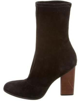 Alexander WangAlexander Wang Gia Suede Ankle Boots