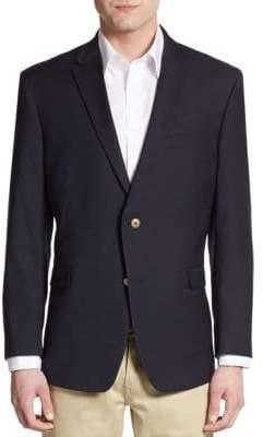 Tommy Hilfiger Regular-Fit Wool-Blend Stretch Sportcoat