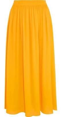 Emilio Pucci Georgette Midi Skirt