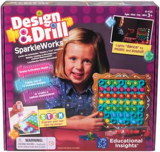 Educational Insights Design & Drill SparkleWorks(TM) Toy