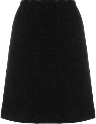 Moschino Pre-Owned midi a-line skirt