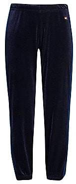 Aviator Nation Velvet Joggers