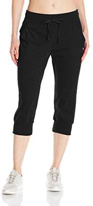 Champion Women's Jersey Banded Knee Pant $12.10 thestylecure.com