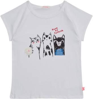 Billieblush Triple Cat T-Shirt