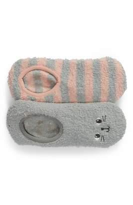 PJ Salvage 2-Pack Butter Slipper Socks
