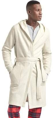 Fleece Lounge Robe