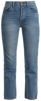 Bliss And Mischief - Collector Fit High Rise Jeans - Womens - Denim