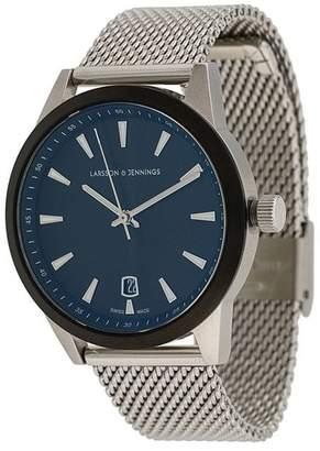 Larsson & Jennings Velo Milanese 39mm watch