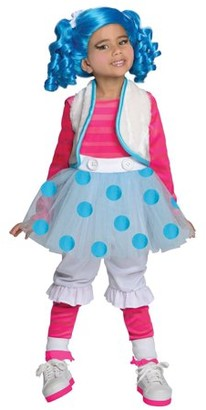 Rubie's Costume Co Rubie's Costumes Lalaloopsy Deluxe Mittens Fluff And Stuf