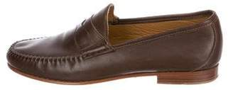 M.Gemi M. Gemi Leather Dress Loafers