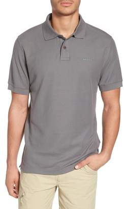 Patagonia Belwe Relaxed Fit Pique Polo