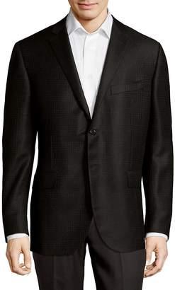 Corneliani Men's Plaid Sportcoat