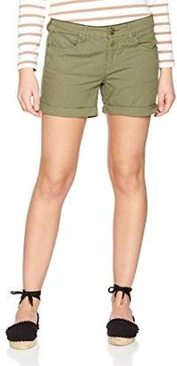 Freeman T. Porter Women's Romie Hemp Cotton Shorts